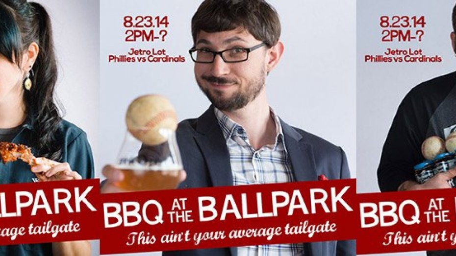 Marketing Photography for Rolling Barrel Events and BBQ at the Ballpark
