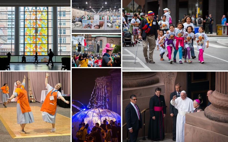 World Meeting of Families, Philadelphia