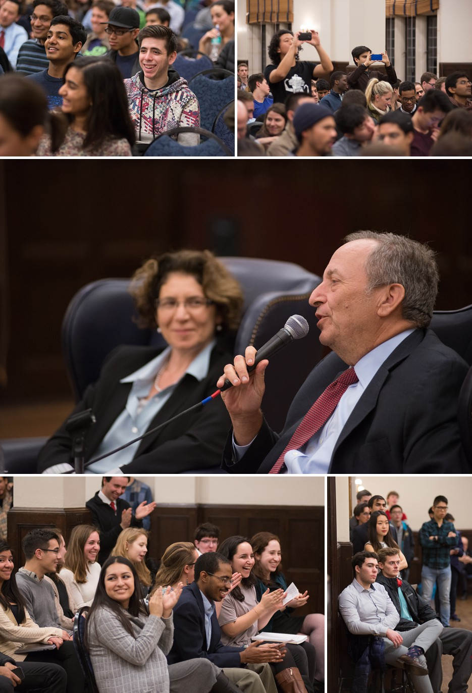 Former Harvard President Lawrence Summers
