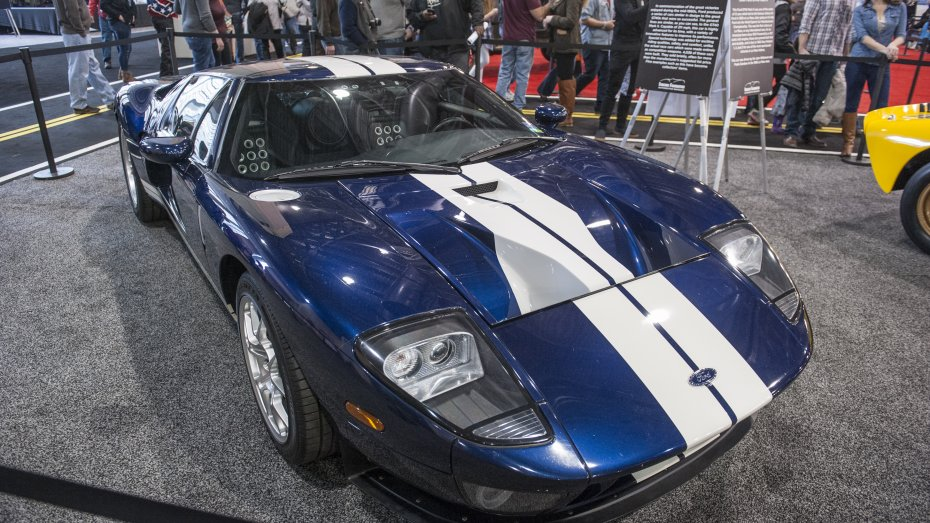 Philadelphia Auto Show at the Pennsylvania Convention Center