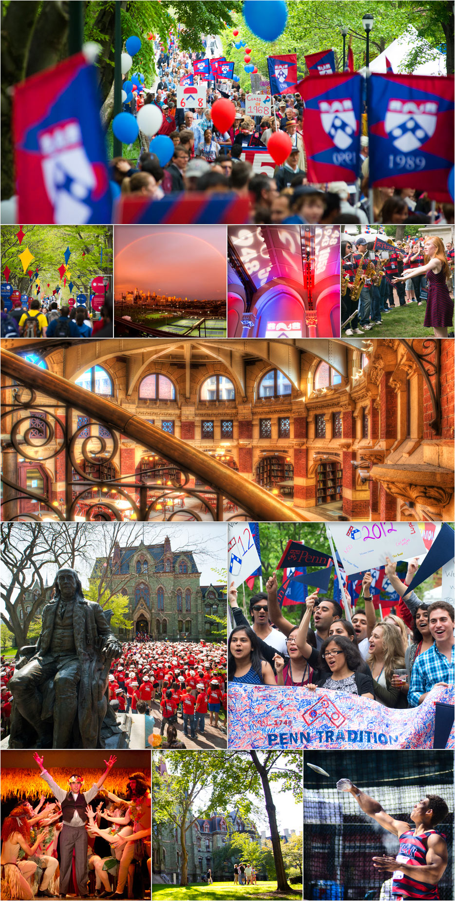 Higher education Philadelphia universities